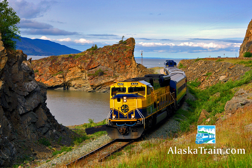 Whittier Seward Alaska Cruise Transfers By Train Or Bus