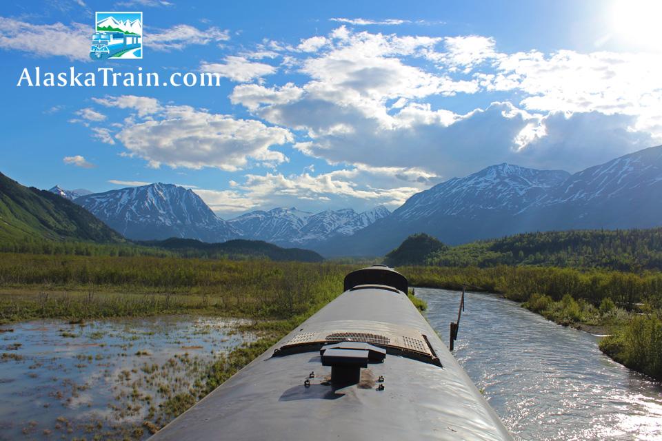 Alaska Railroad Seward To Anchorage Alaskatrain Com