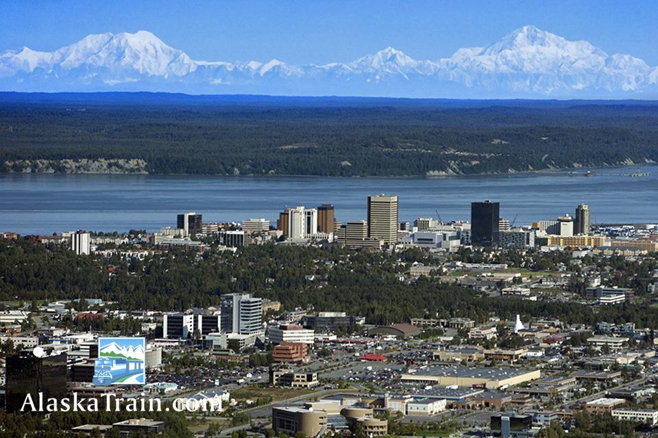 Alaska Railroad Destinations and Train Travel ...