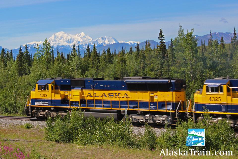 Alaska Railroad And Denali Tour