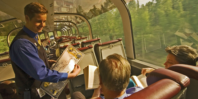 Alaska Train Route Guide