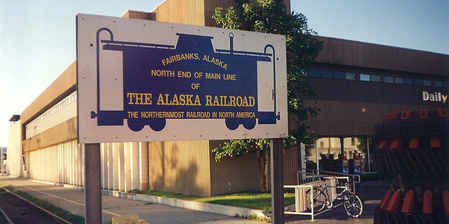 Is there a train to Alaska through Canada? | AlaskaTrain.com on russia and bering strait map, pa pennsylvania railroad map, state of alaska bering straits map, old alaska railroad map,