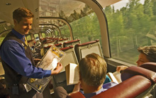 Alaska Railroad Route Guide