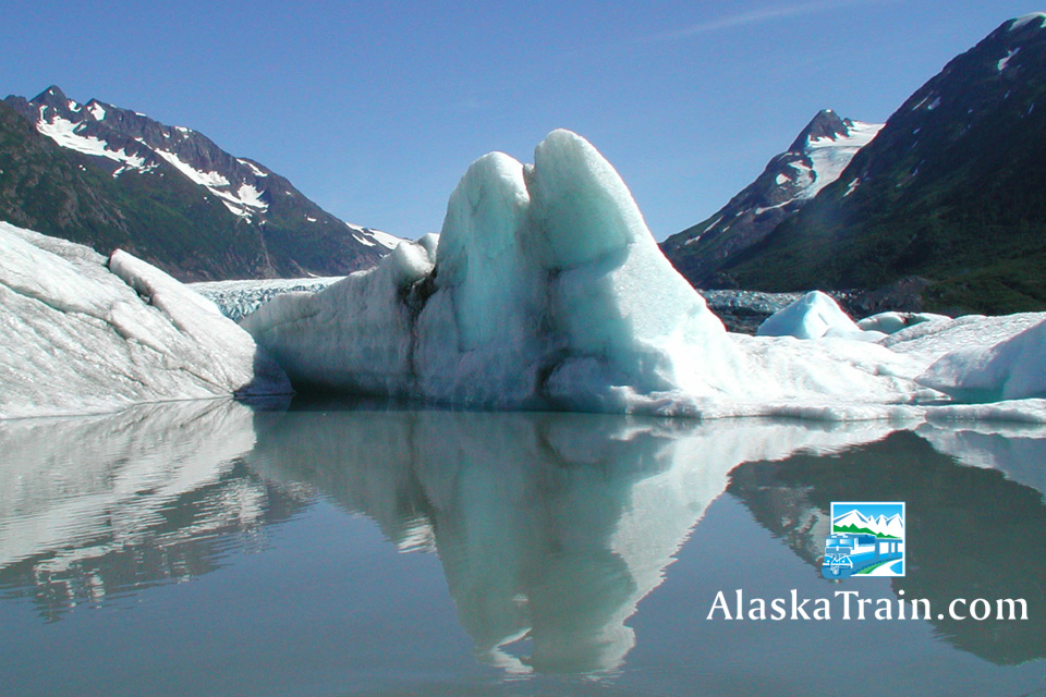 spencer glacier day tours on the alaska railroad