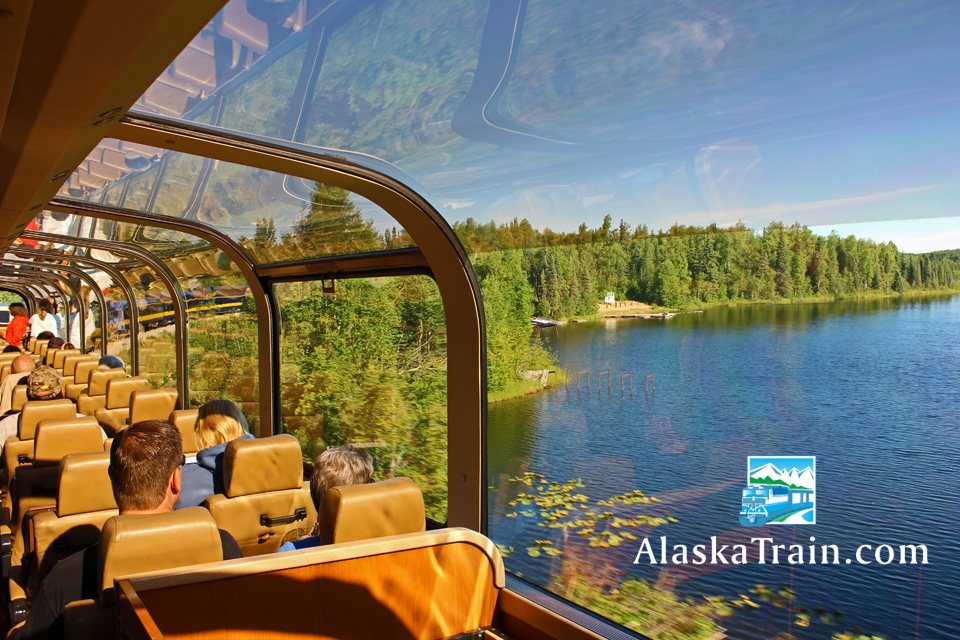 Alaska Railroad Talkeetna To Anchorage Train Alaskatrain Com
