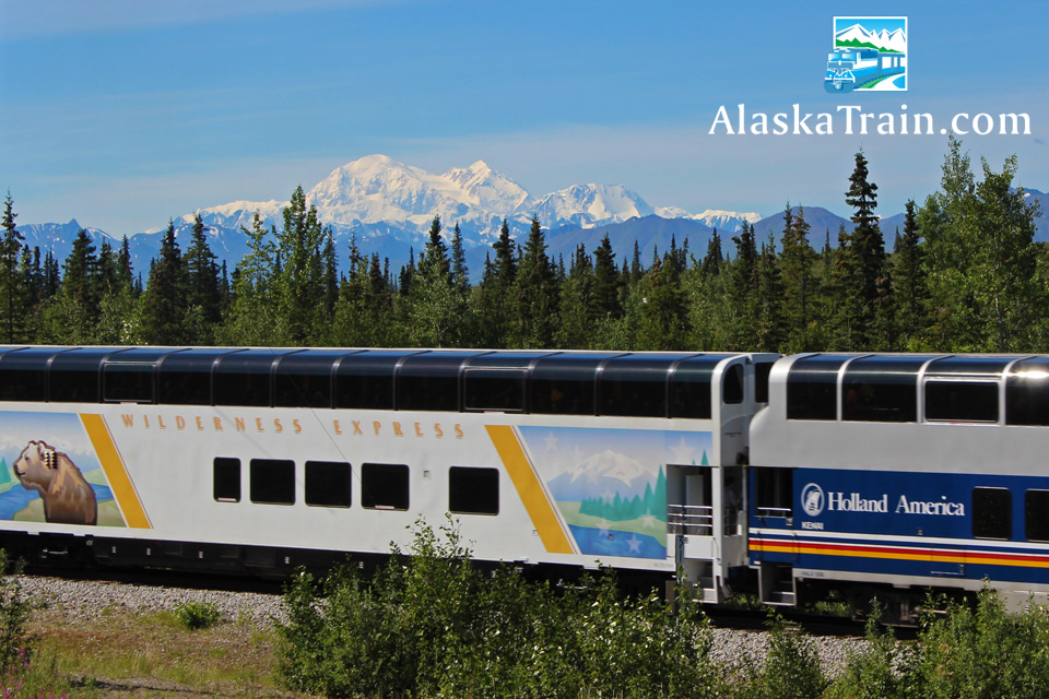 Alaska Railroad Service Options And Train Information